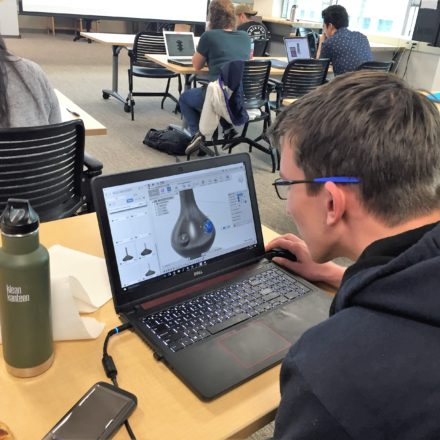 Santa Clara University – Fusion 360 Workshop