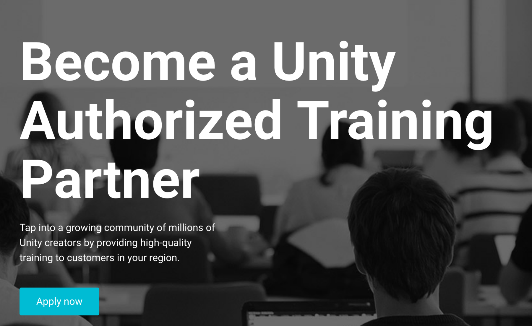Unity Authorized Training Partner Programs Thinkedu Corporate Website