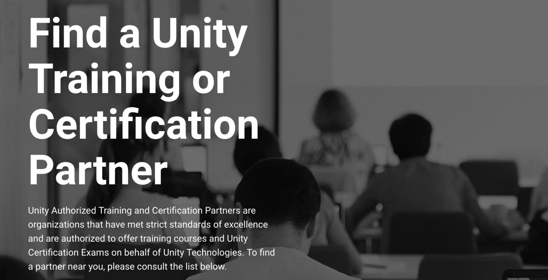 Unity Atp Directory Thinkedu Corporate Website