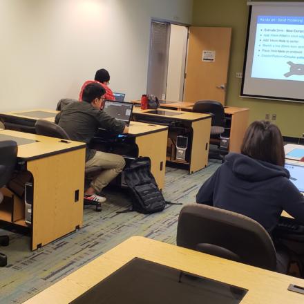 Portland State University – Fusion 360 Workshop